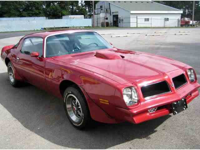1976 PONTIAC TRANS AM FIREBIRD SPORT COUPE | 578030