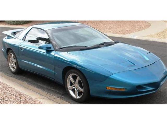 1995 Pontiac Firebird Formula | 578235