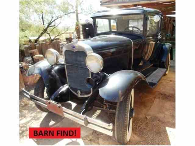 1930 Ford Model A | 578476