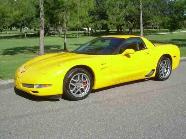 2004 Chevrolet Corvette | 578550