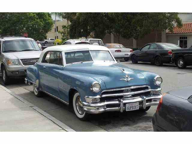 1951 Chrysler Imperial for Sale on ClassicCars.com - 3 Available