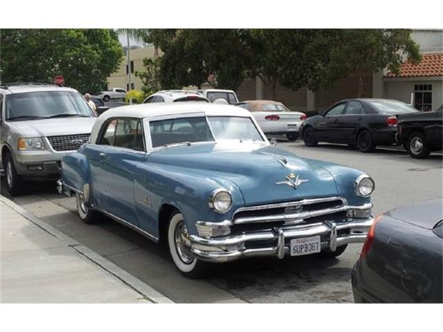 1951 Chrysler Imperial 2 Door Coupe | 570871