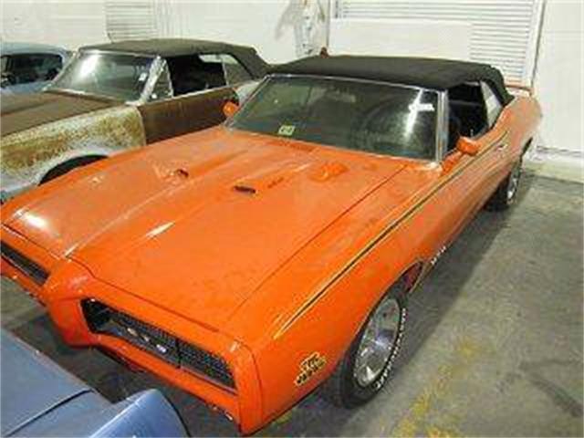 1969 Pontiac GTO | 579158
