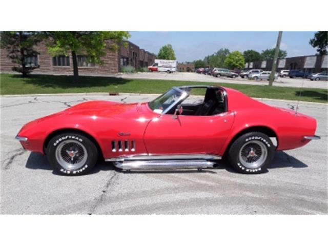 1969 Chevrolet Corvette | 579300
