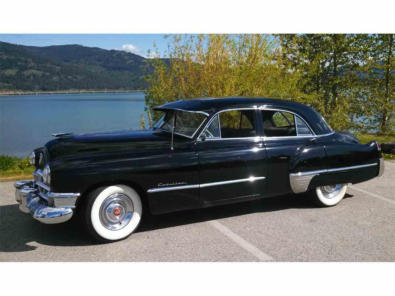 1949 Cadillac Series 62 For Sale Classiccars Com Cc 579513