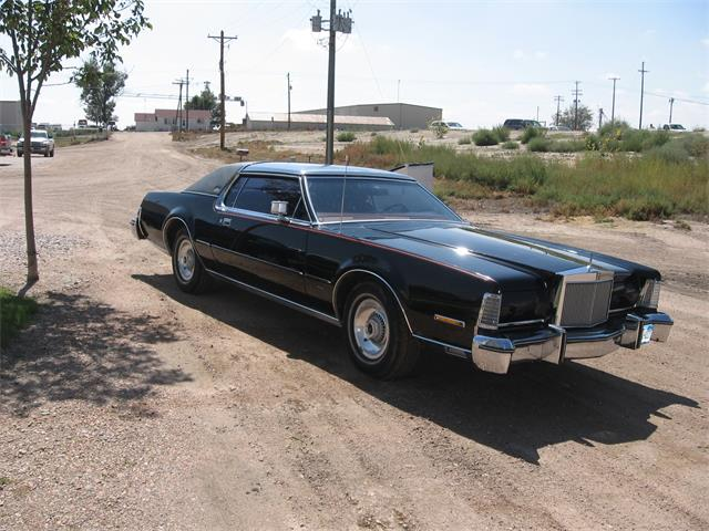 1976 Lincoln Continental Mark IV | 579530