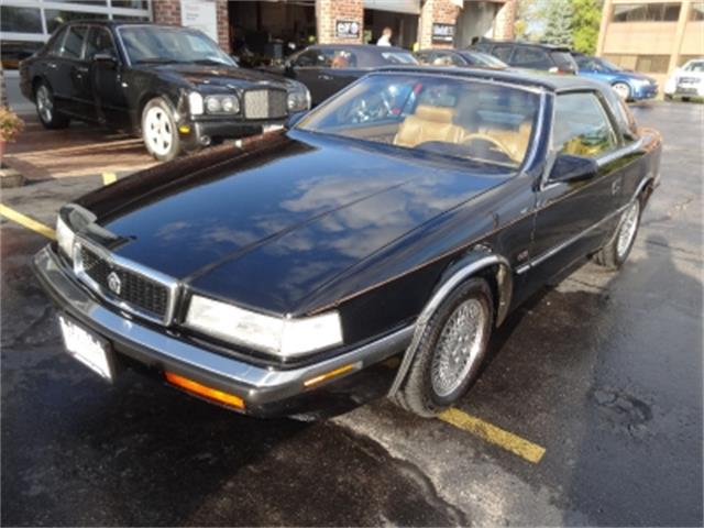 1990 Chrysler TC by Maserati | 582137