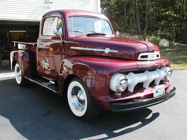 1952 Ford F1 Pickup | 582265