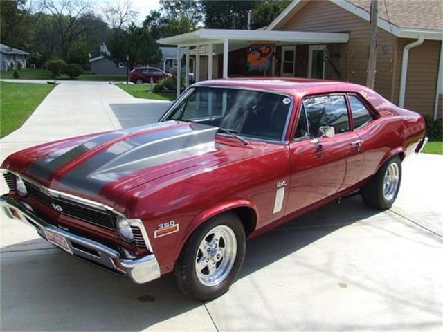 1971 Chevrolet Nova | 582399