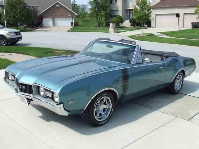 1968 Oldsmobile 442 | 582760