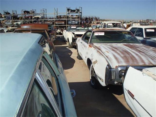 1970 Oldsmobile Toronado | 582822
