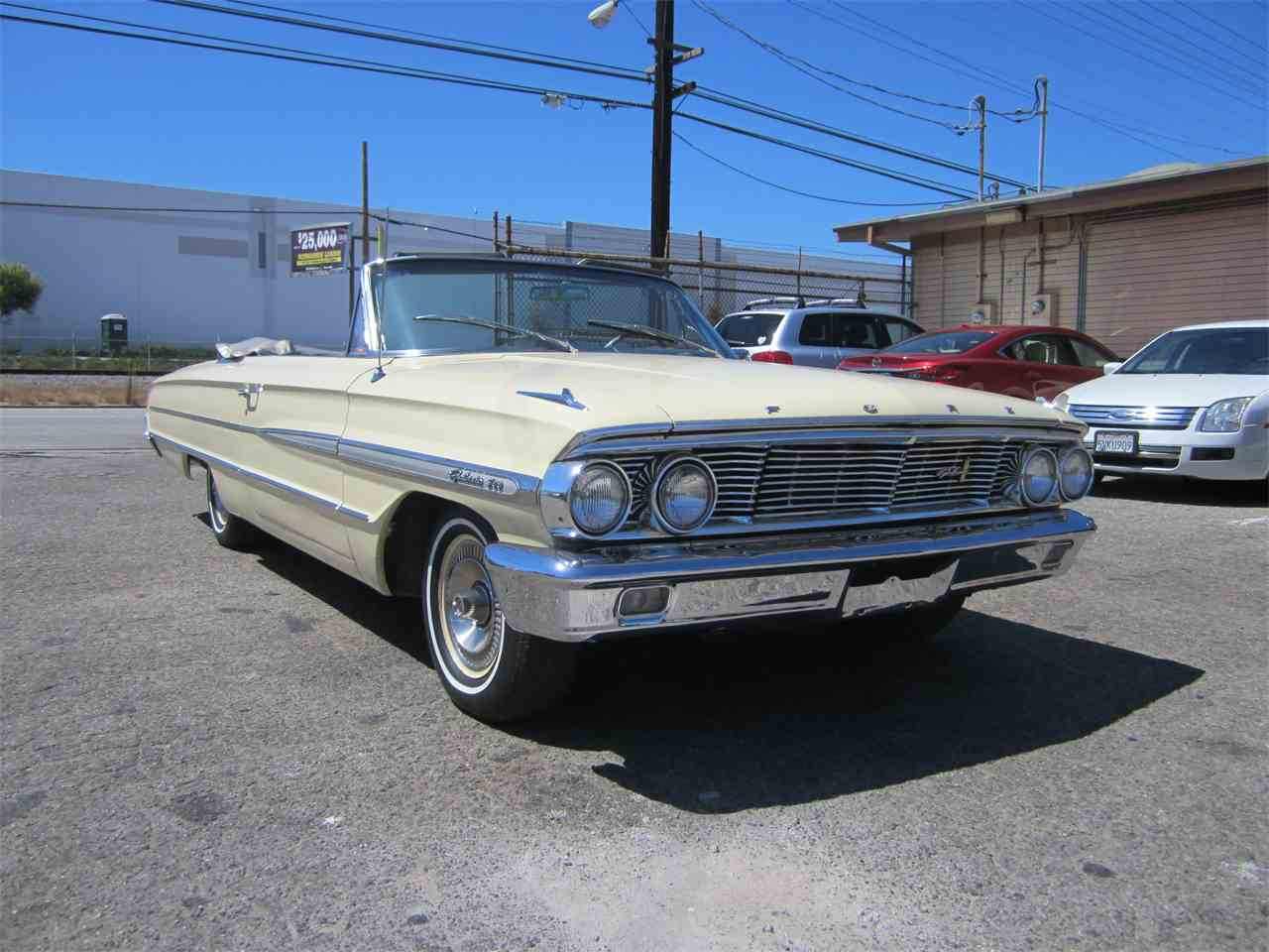 Large Picture of '64 Ford Galaxie 500 located in California - $17,000.00 Offered by a Private Seller - CHR6