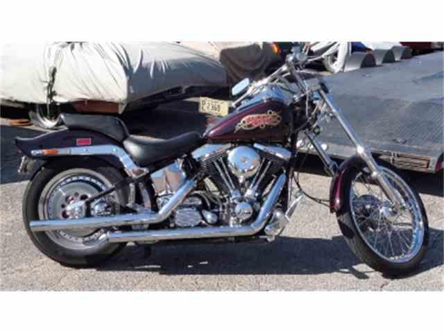 1989 Harley-Davidson Softail | 583554