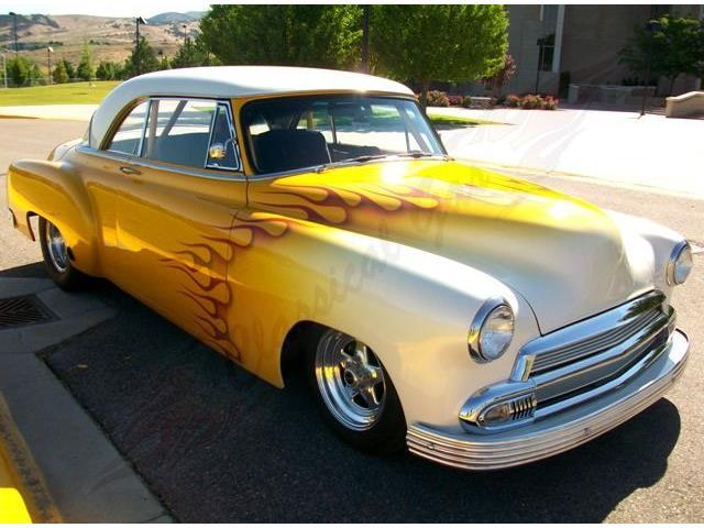 1951 Chevrolet Custom | 580438