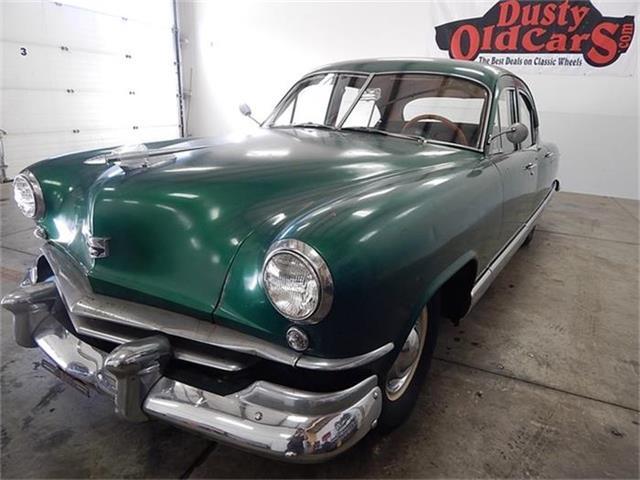 1951 Kaiser Deluxe   584608