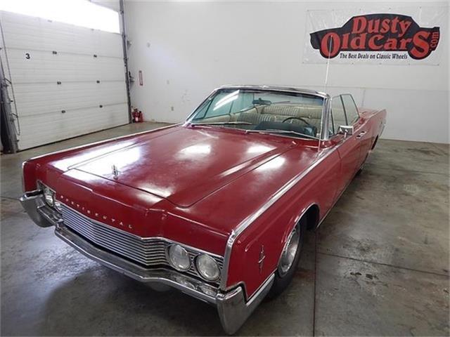 1966 Lincoln Continental | 584642