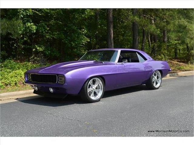 1969 Chevrolet Camaro | 584963