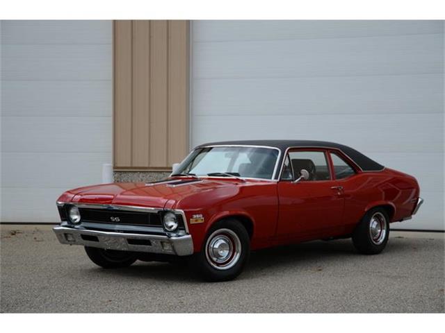 1970 Chevrolet Nova SS | 585117