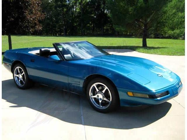1992 Chevrolet Corvette | 585259