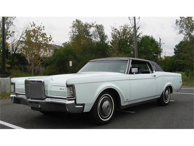 1971 Lincoln Continental Mark III | 585516