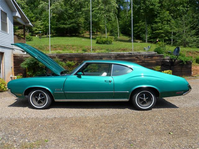 1972 Oldsmobile Cutlass S | 585538