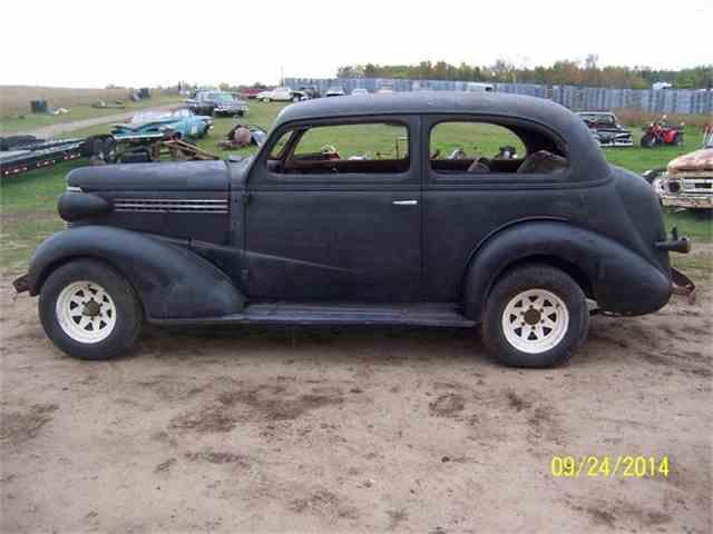 1938 Chevrolet 2-Dr Sedan | 585630