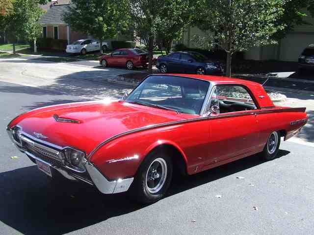 1962 Ford Thunderbird | 585748