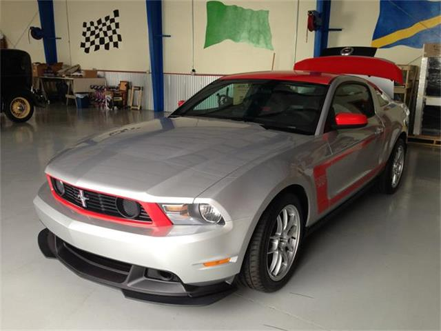 2012 Ford Mustang Boss | 585959