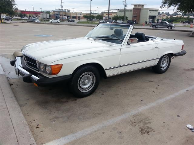 1984 Mercedes-Benz 380SL | 586270