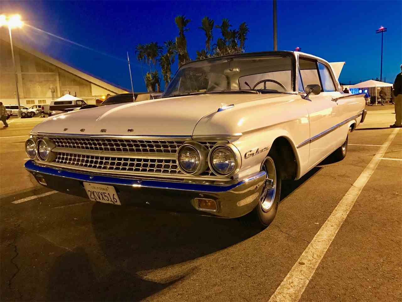 Trucks Under 5000 >> 1961 Ford Galaxie for Sale | ClassicCars.com | CC-586505