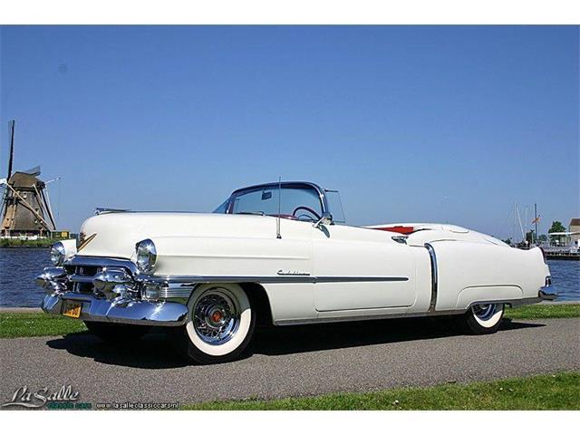 1953 Cadillac Eldorado | 586516