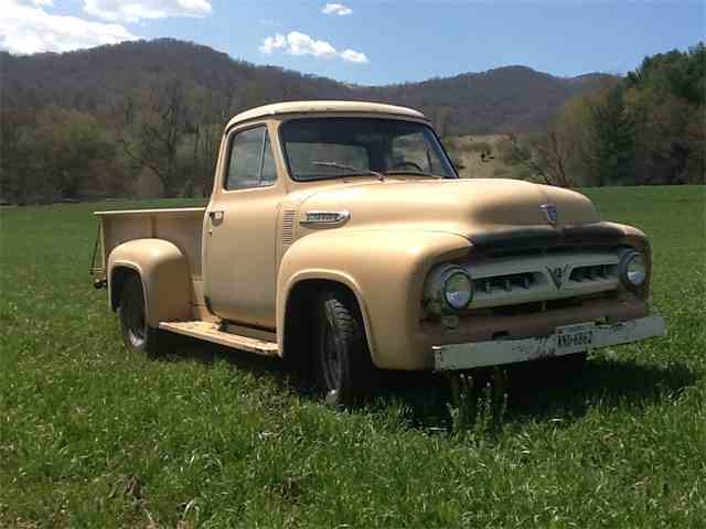 1953 Ford F250 | 586638