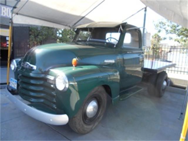 1949 Chevrolet Pickup | 586875