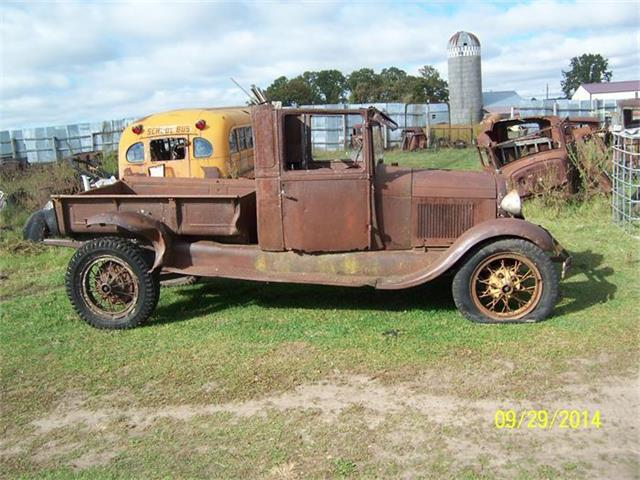 1928 Ford 1-1/2 Ton Pickup | 586896