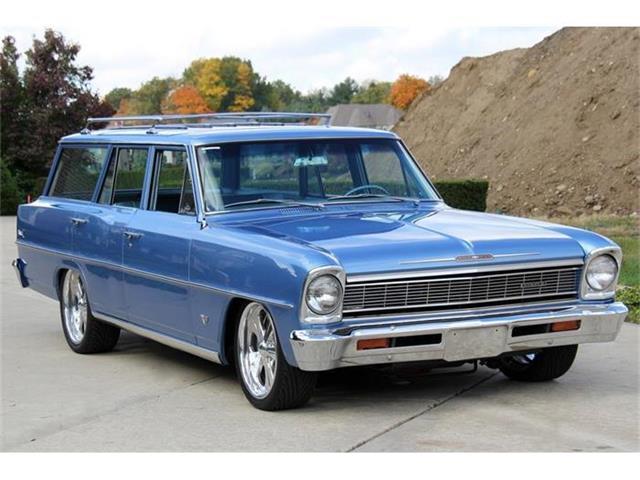 1966 Chevrolet Nova   586987