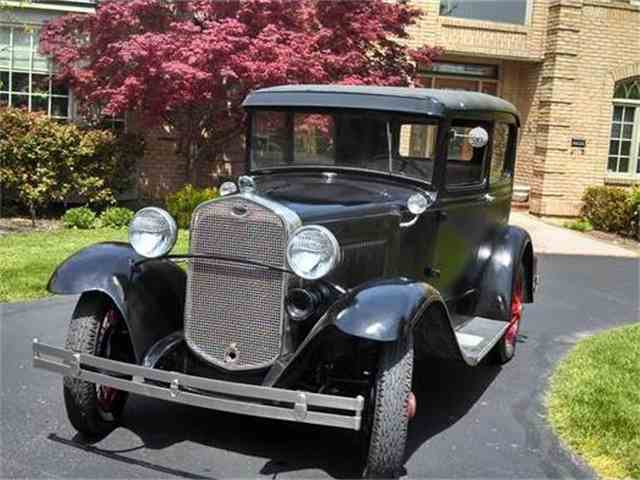 1931 Ford Model A | 587093