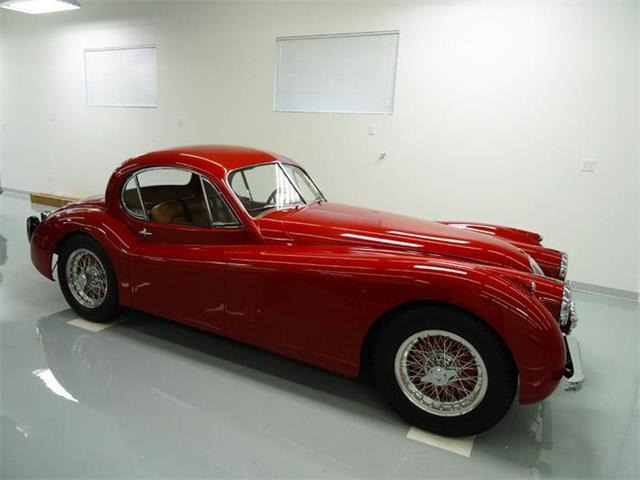 1953 Jaguar XK120 | 587097