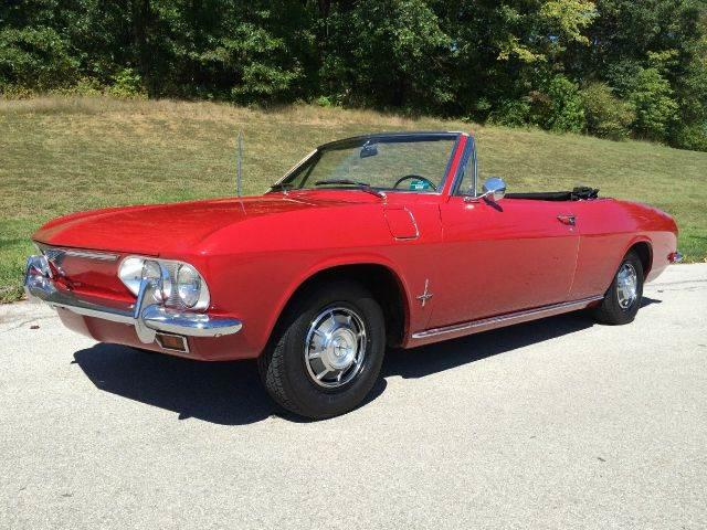 1966 Chevrolet Corvair | 587170