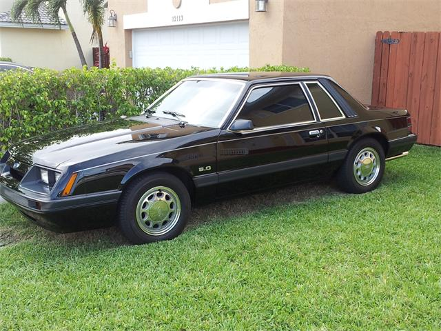 1986 Ford Mustang LX | 587407