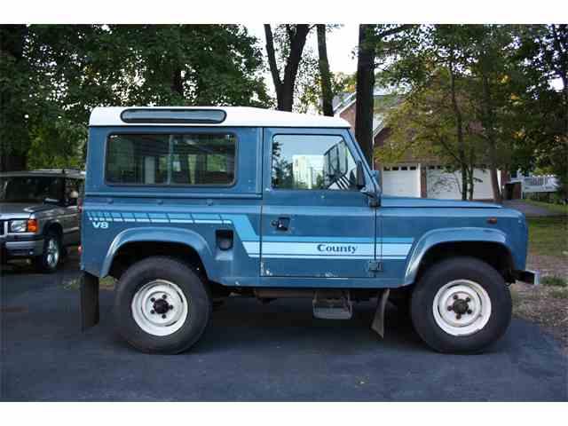 1986 Land Rover Defender | 587428