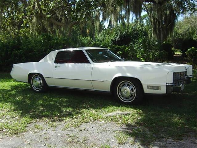 1967 Cadillac Eldorado | 587908