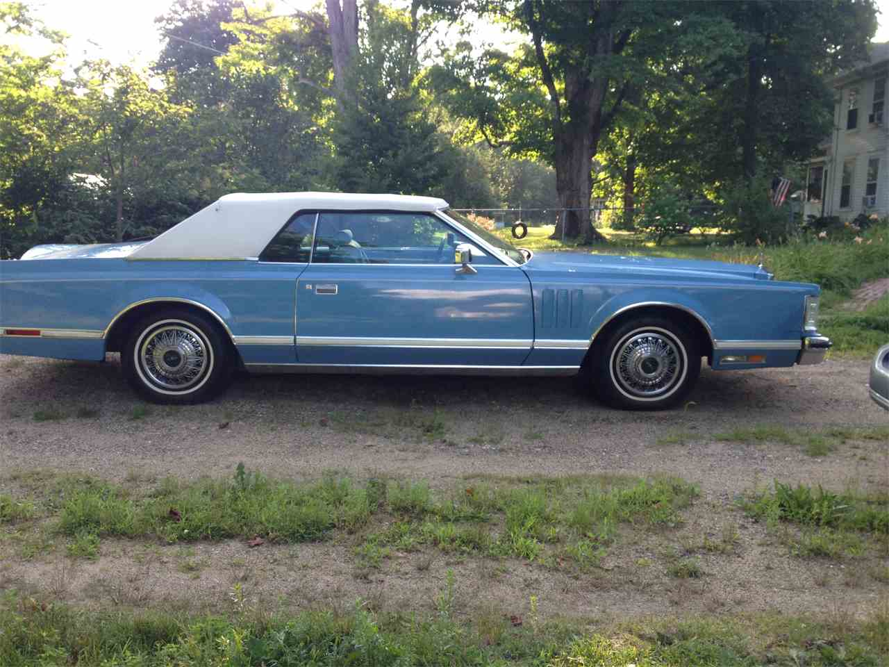 Large Picture of 1979 Lincoln Mark V - $8,000.00 - CLVB