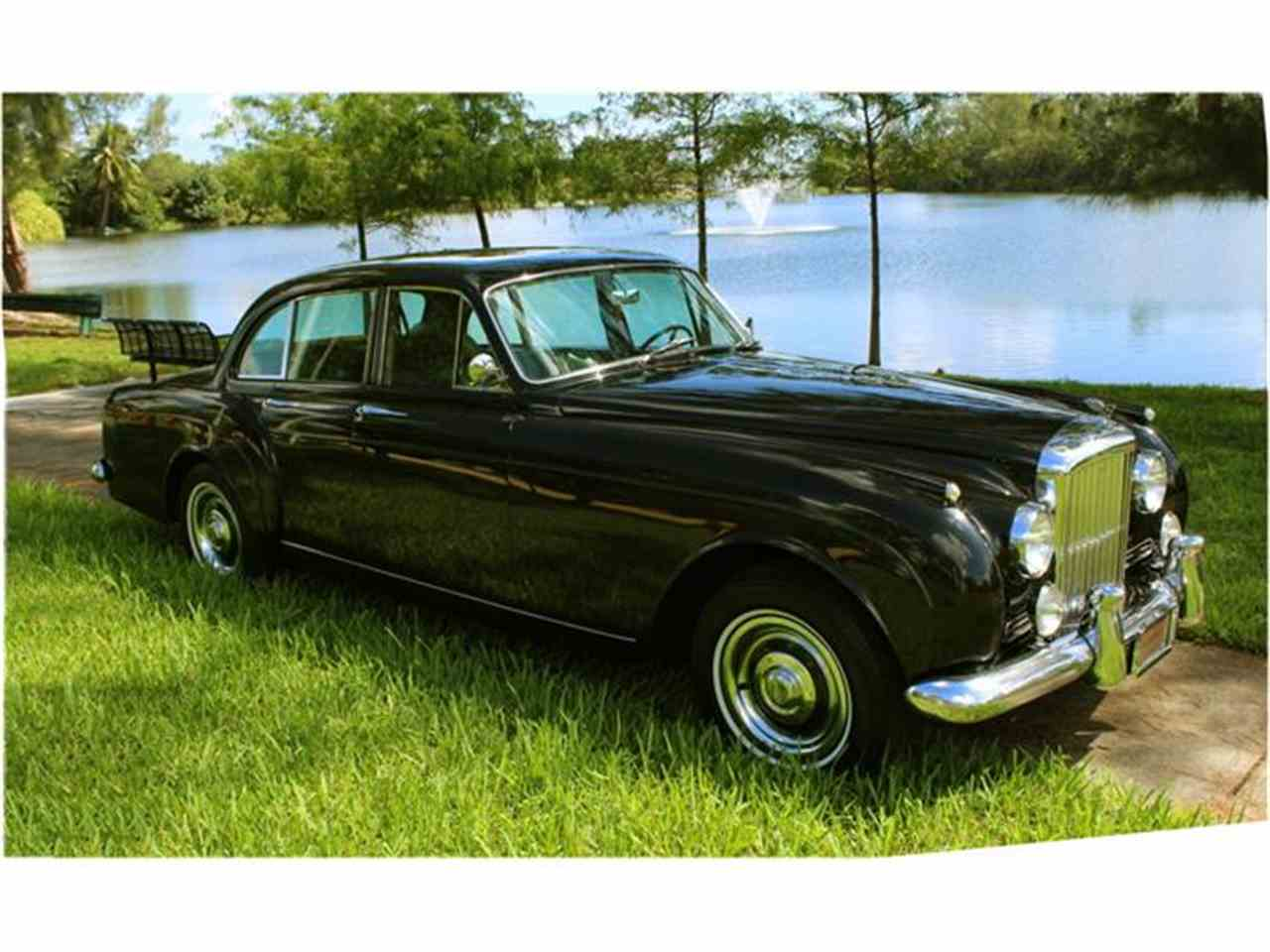 1961 bentley s2 for sale cc 588335. Black Bedroom Furniture Sets. Home Design Ideas