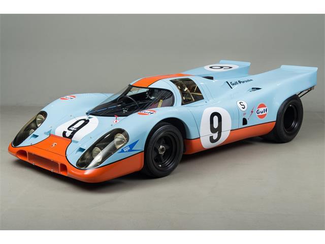 1969 Porsche 917   580850