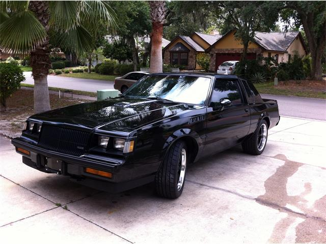 1987 Buick Grand National | 588547
