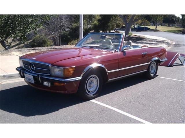 1972 Mercedes-Benz 350SL | 588599