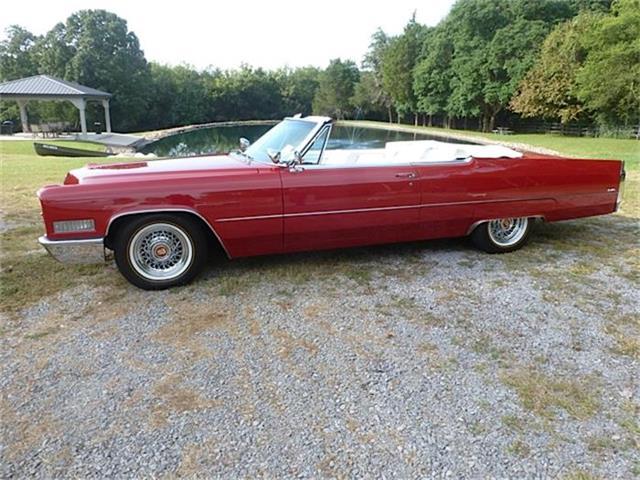 1966 Cadillac DeVille | 588603