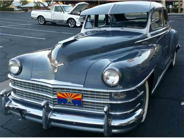 1948 Chrysler New Yorker | 588740