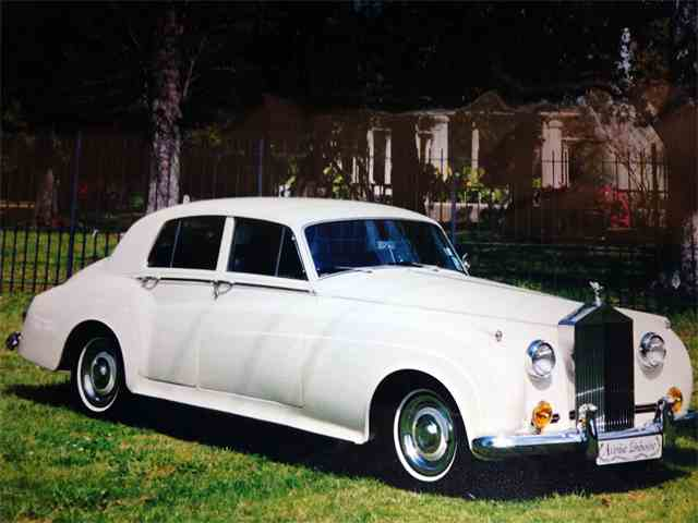 1961 Rolls-Royce Silver Cloud II | 588792
