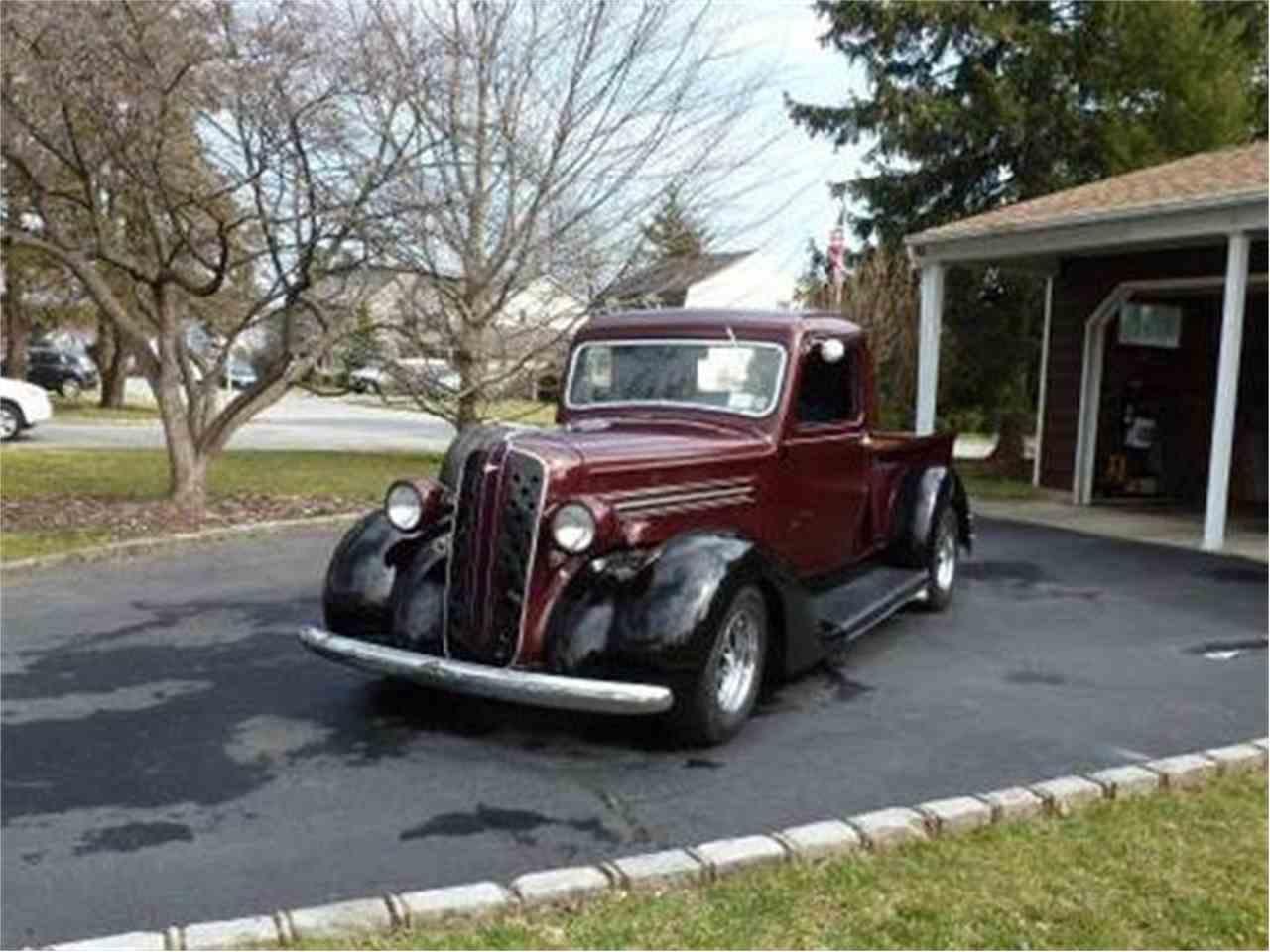 1936 Dodge Pickup For Sale Classiccars Com Cc 588947
